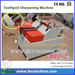 Toothpick Sharpening Machine, Bamboo Toothpick Machine