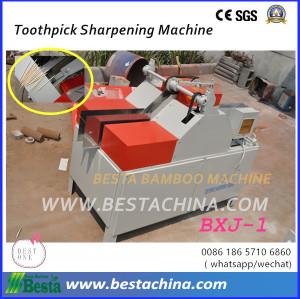 Toothpick Sharpening Machine, Toothpick Making Machine