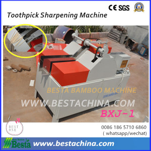 Toothpick Sharpening Machine