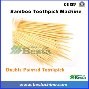 Bamboo Toothpick Production Line, Toothpick sharpening machine