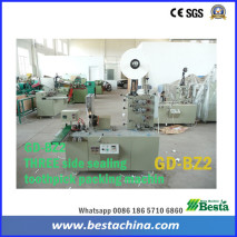 Toothpick Packing Machine (three side sealing type)