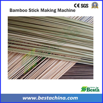Incense Bamboo Stick Making Machines (high quality)