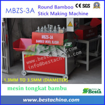Bamboo Stick Making Machine (MBZS-3A), Bamboo Wool Slicer