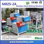 Bamboo Stick Making Machines (MBZS-2A)-high quality