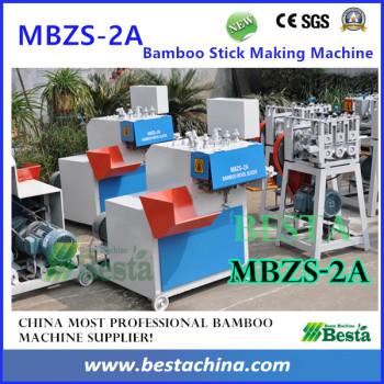MBZS-2A Bamboo Wool Slicer, Bamboo Stick Making Machines