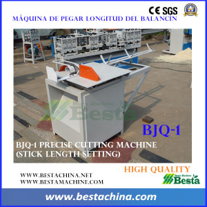 Stick Length Setting Machine, Precise Cutting Machine (BJQ-1)