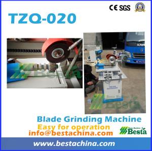 Blade Grinding Machine, Bamboo BBQ Stick Machine