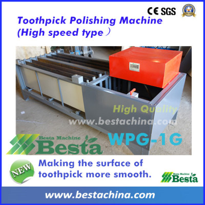 Wooden Toothpick Polishing Machine, Toothpick Machines