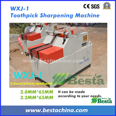 Toothpick Sharpening Machine, Toothpick Production Line