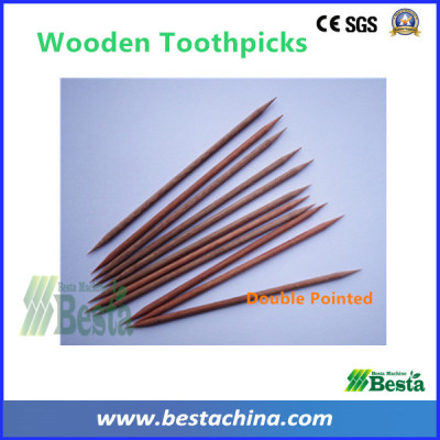 Wooden Toothpick Production Line, Wooden Toothpick Machines