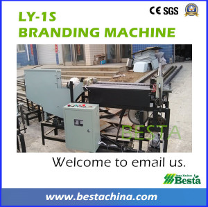 Ice Spoon Branding Machine LY-1S