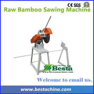 Raw Bamboo Sawer,Bamboo Stick Making Machine