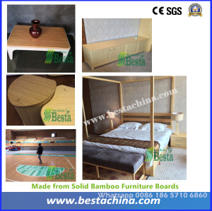 Bamboo Strip Four Side High speed Planing Machine (MBHB-4)