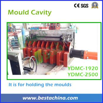 Strand Woven Flooring Machine, Mould Cavity Machine
