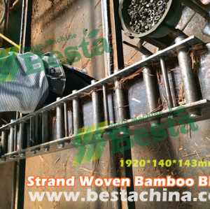 Strand Woven Block Machine,Strand Woven Beam Machine, Mould Cavity