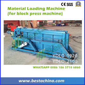 Loading Machine For Strand Woven Block Press