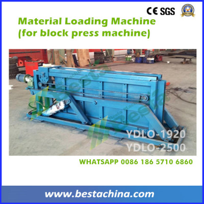 Loading Machine For Strand Woven Block Press