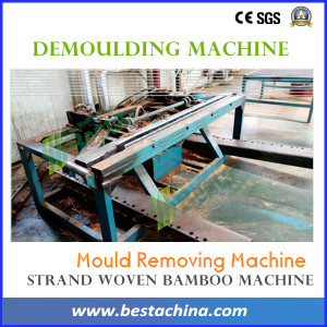Strand Woven Flooring Making Machine, Strand Woven Block Removing Machine