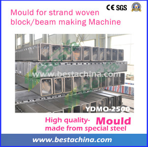 MOULD, STRAND WOVEN BEAM MOULD