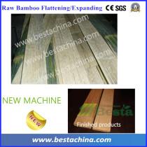 Big Bamboo Flattening Machine, Bamboo Culm Expanding Machine