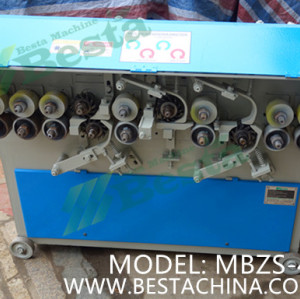 MBZS-4 Bamboo Stick Making Machine, bamboo wool slicer (HIGH QUALITY)