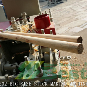 35MM Round Wooden Stick Making Machine (NEW)