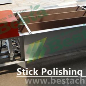 Bamboo Stick Machines, Bamboo Stick Polishing Machine (BPG-3)
