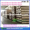 Strand Woven Bamboo Furniture Board Line (Machine Supplier)