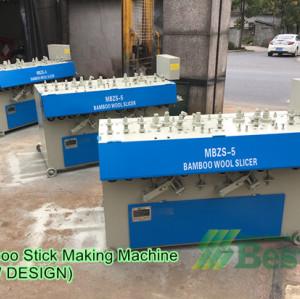 bambú que hace la máquina stick (BESTA) MBZS-5
