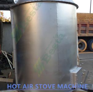 Hot air stove machine, drying machine (RFL-70)