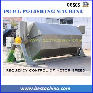Ice cream stick polishing and drying machine (new design)
