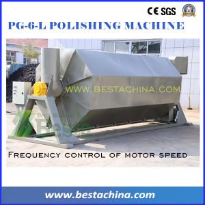 tongue depressor stick polishing and drying machine (new design)