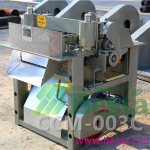 Carved Cutting Machine CCM-003C, ice spoon shape forming machine