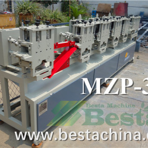 High speed MZP-3L bamboo strip slicing machine, bamboo flooring machines