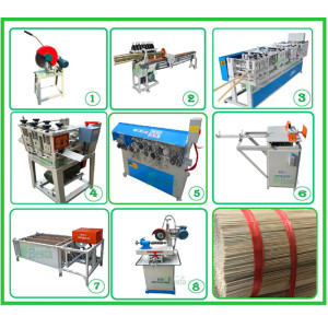 Bamboo Stick Making Machine for Incense Making