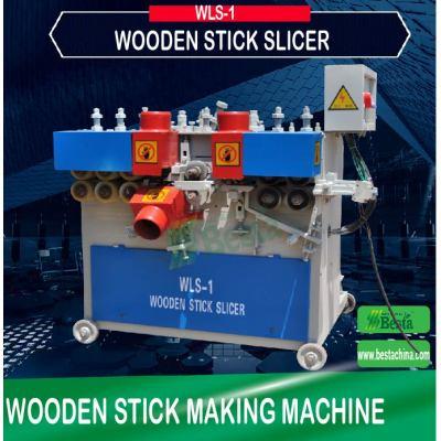 Wooden Stick Slicer, Wooden Toothpick Machine