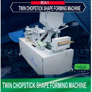 Bamboo Twin Chopstick Making Machine (Production Line) BCX-1