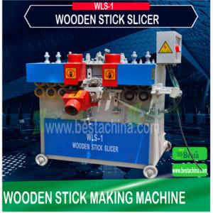 WOODEN STICK MAKING MACHINES