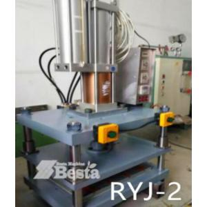 Wooden Plate Veneer Pressing Machine, Wooden Plate Making Machine