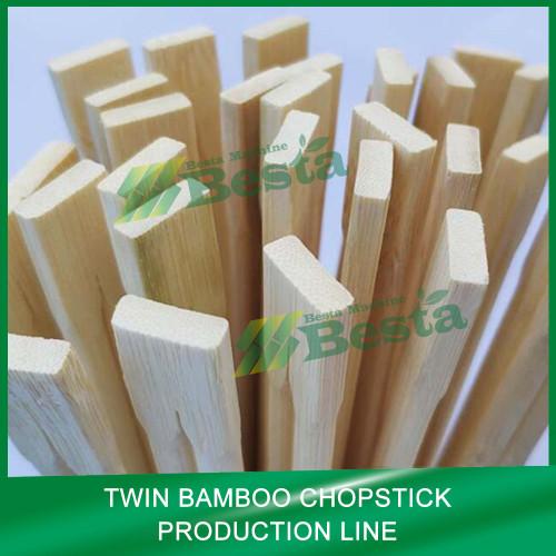 Bamboo Twin Chopstick Making Machine