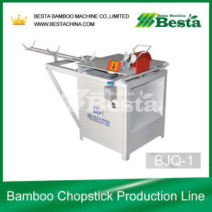 BJQ-1 Chopstick Length Setting Machine, Chopstick Cutting Machine