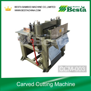 Carved Cutting Machine CCM-003C, ice cream stick making machine
