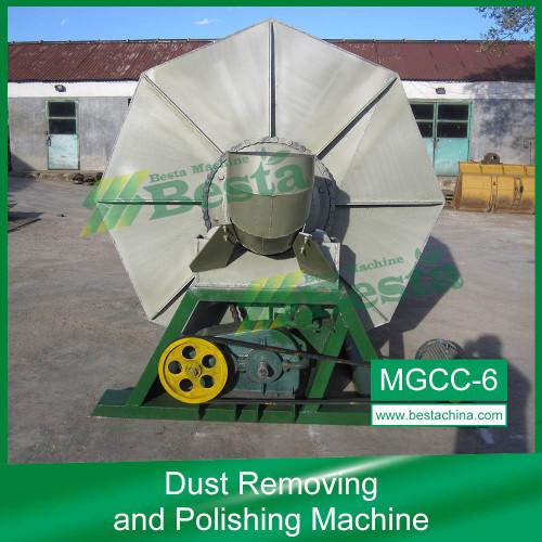 Dust Removing and Polishing Machine