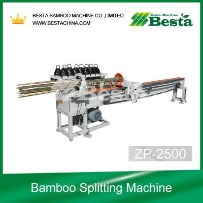 Bamboo Splitting Machine, Bamboo Toothpick Machine