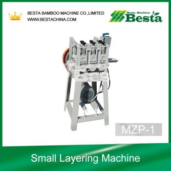 Small Layering Machine,Bamboo Toothpick Machine (MZP-1)