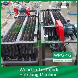 Wooden Toothpick Machines, Toothpick Polishing Machine