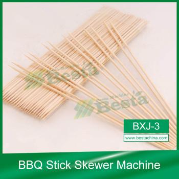 Bamboo Skewer Machine, BBQ Stick Machine