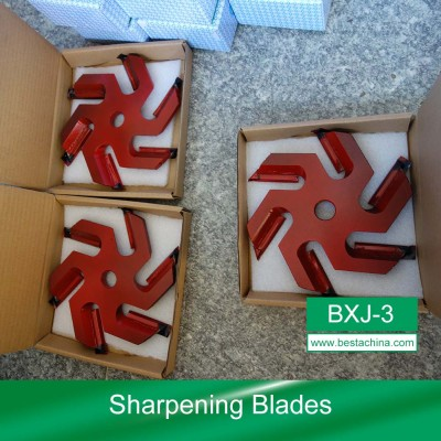 Sharpening Blades for BXJ-3