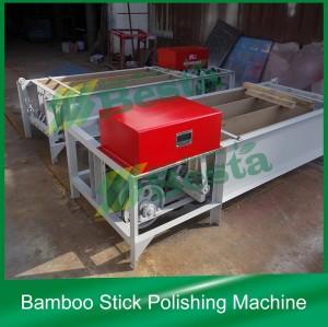 bamboo bbq stick machine, bamboo stick polishing machine