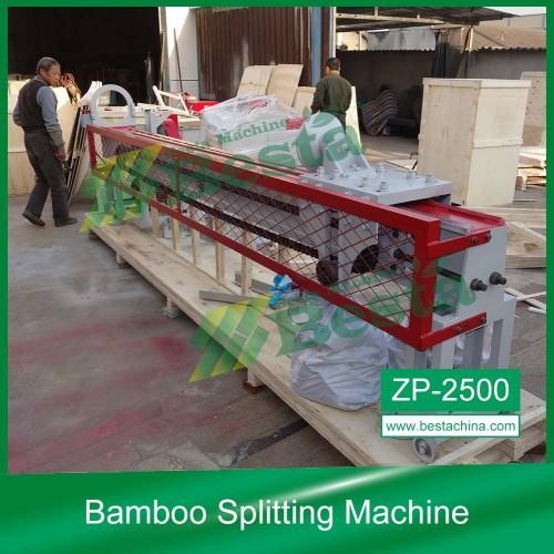 Máquina para el corte de bambú ZP-2500 (BESTA BRAND)